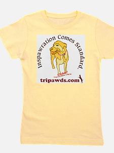 chloe t-shirt front Girl's Tee