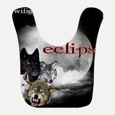 Twilight Eclipse Movie Moon 2 Wolf Pack Red Bib