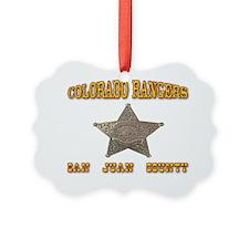 sanjuanranger Ornament