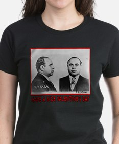 Al Capone T-shirt Women's Black