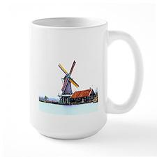 Dutch energy wind mill Mugs