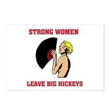 STRONG WOMEN Postcards (Package of 8)