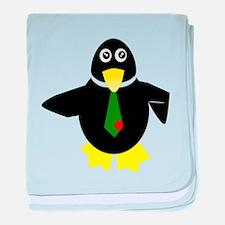 Cartoon Duck baby blanket