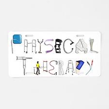 pt3 Aluminum License Plate