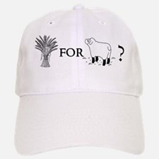 Wheat for Sheep Baseball Baseball Cap