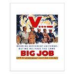Same Big Job Small Poster