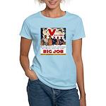 Same Big Job Women's Light T-Shirt
