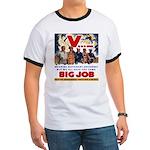 Same Big Job Ringer T