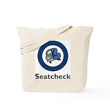 Seatcheck Shirt Logo copy.eps Tote Bag