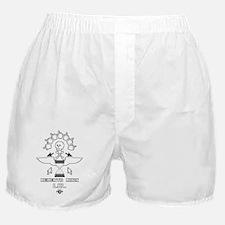 2-Reminder Boxer Shorts
