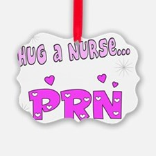 Hug a Nurse Ornament