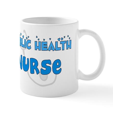 Public Health Nurse Mug