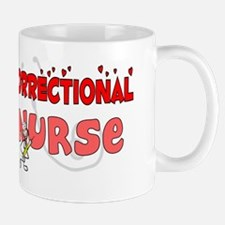 Correctional Nurse Mug