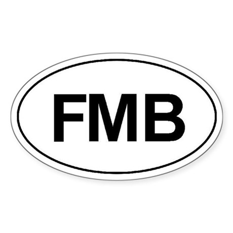 FMB Euro Sticker