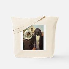 American Puli Tote Bag