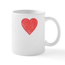 i love cowbell black-vintage Mug