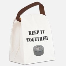 Keep it together-1 Canvas Lunch Bag