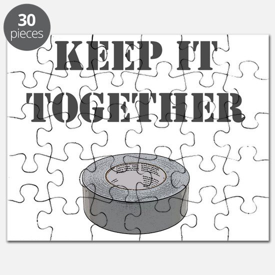 Keep it together-1 Puzzle