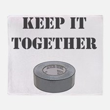 Keep it together-1 Throw Blanket