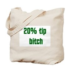 20% Tote Bag
