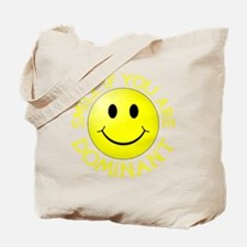 CP-T dom yellow Tote Bag