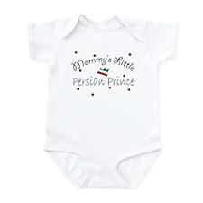 Mommy's Little Persian Prince Infant Bodysuit