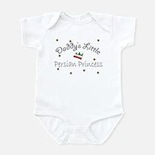 Daddy's Little Persian Princess Infant Bodysuit