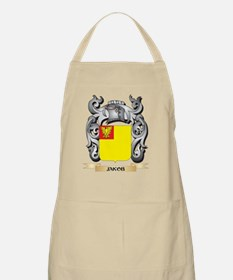 Jakob Coat of Arms - Family Crest Light Apron