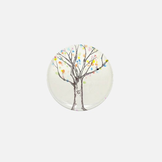 Tree of Life Mini Button (100 pack)