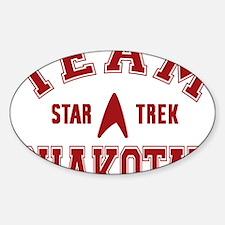 star-trek_team-chakotay Decal