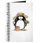 Gardening Penguin Journal