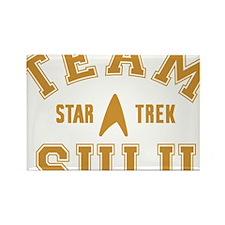 star-trek_team-sulu Rectangle Magnet