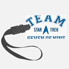 star-trek_team-seven-of-nine Luggage Tag