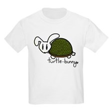 Turtle-Bunny Kids T-Shirt