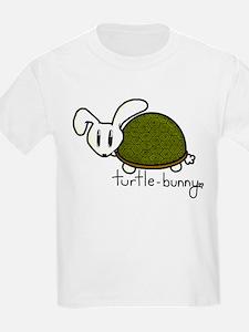Turtle-Bunny Kids T-Shirt