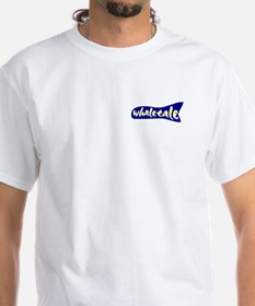 Whale Tail 2-sided Shirt