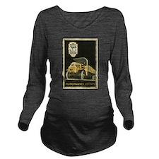 mack truck Long Sleeve Maternity T-Shirt