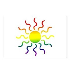 Triabl Sun Postcards (Package of 8)