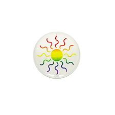 Triabl Sun Mini Button (100 pack)