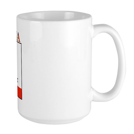 California State Flag Large Mug