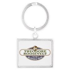 Theodore Roosevelt National Park Keychains