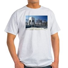 World War II Memorial Ash Grey T-Shirt