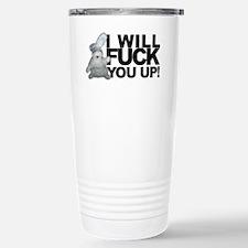 FU_UP_W Stainless Steel Travel Mug