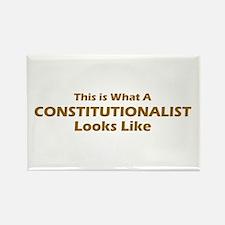 Constitutionalist Rectangle Magnet