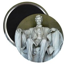 Lincoln Memorial Magnet