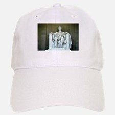 Lincoln Memorial Baseball Baseball Cap
