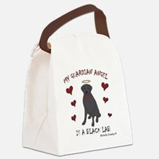 2-BlackLab Canvas Lunch Bag