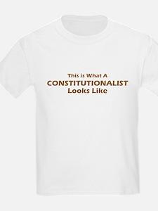 Constitutionalist Kids T-Shirt