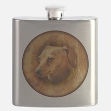DollyButton_4230 Flask