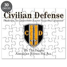 Civilian Defense Puzzle